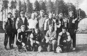 Iisalmen Pallo-Veikkojen edustusjoukkue 1987