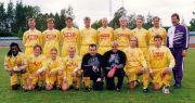 Pallo-Veikkojen edustusjoukkue 1996