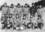 PaVen IV-div. joukkue 1974